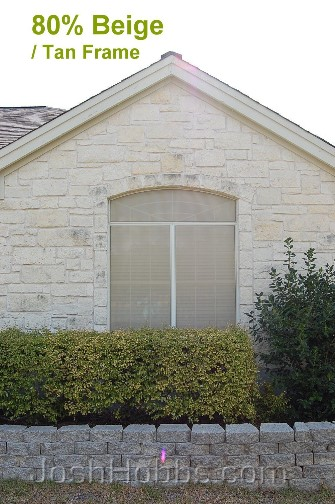 Leander TX Sun Screens aka Solar Window Screens